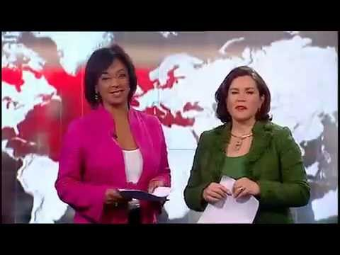 BBC News with Martine Dennis and Tanya Beckett