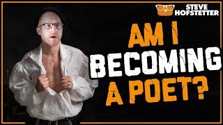 Comedian Takes on Poet - Steve Hofstetter