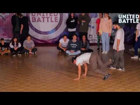 United Battle 2016 - Hip-Hop Couples, Professionals