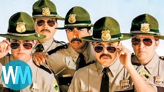 Top 5 Hilarious Super Troopers Moments