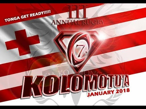 Kolomotu'a 7s Rugby Union 2018 - Day 1