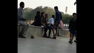 Thank you aunty India prank video