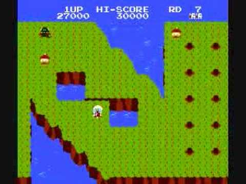 Underrated Game: Dig Dug II: Trouble In Paradise