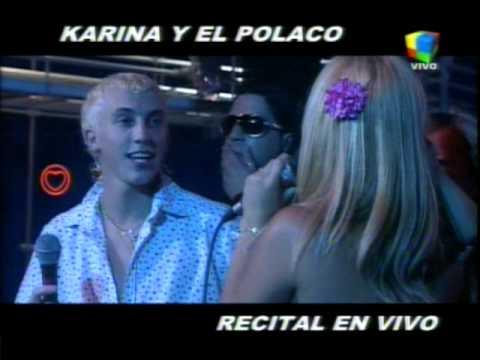 Karina y El Polaco - Figurate tú