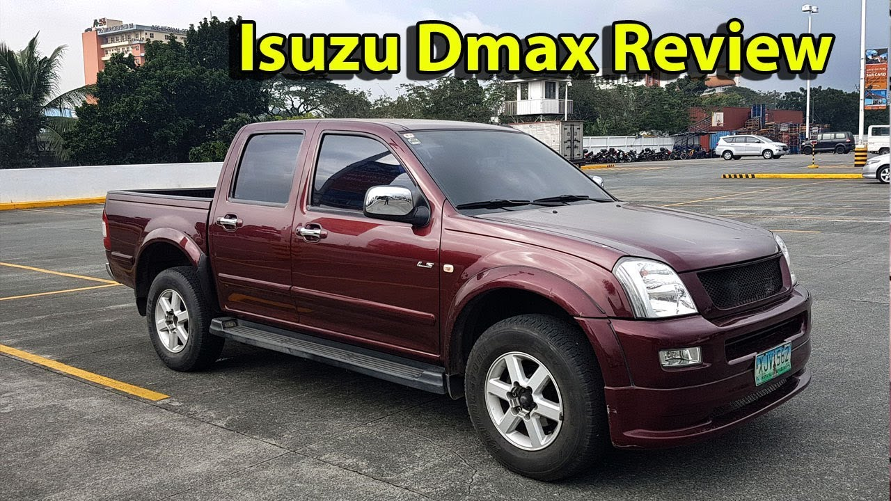 small resolution of 1st gen isuzu dmax holden rodeo pick up 2002 2012 full vehicle tour review