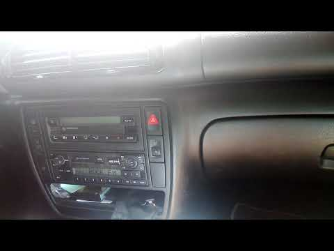 FM Bandscan Bucharest(Via VW Passat 2003 Car Radio)