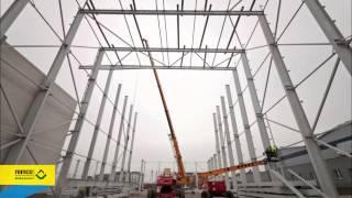видео Болтовые соединения стальных конструкций