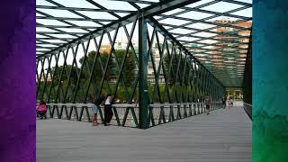 paseo por el madrid rio