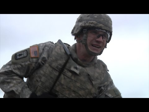 Wisconsin Army National Guard Best Warrior Competition 2015