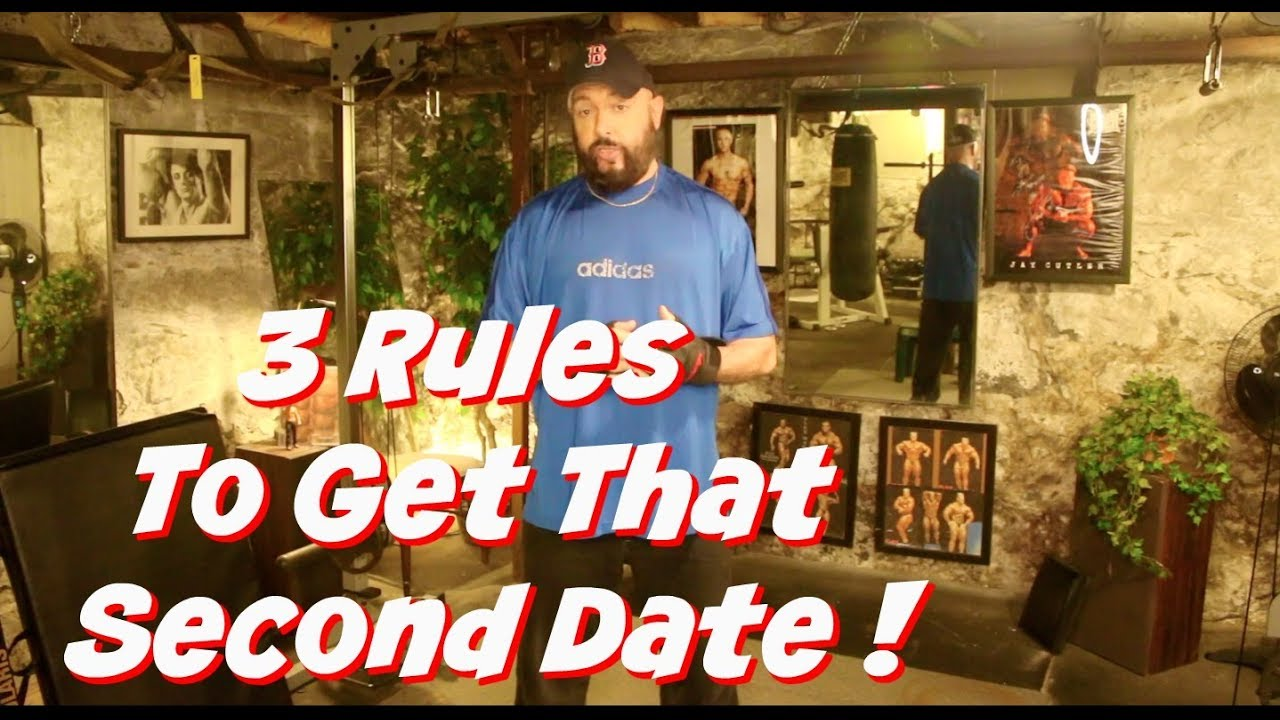 Rules for second date