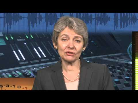 World Radio Day 2013 - Message by Irina Bokova