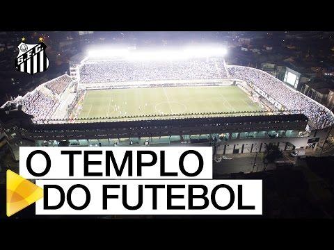 Eu sou o templo do futebol, eu sou a Vila Belmiro