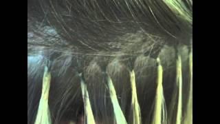 видео Микронаращивание волос Extend Magic