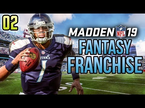 ANTONIO BROWN & CAM NEWTON LEAD OUR SQUAD! - Madden 19 Franchise Mode Gameplay | Ep.2