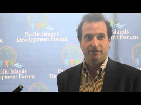 PIDF AND UN FUNDING AGENCY DISCUSS ASSISTANCE TO THE PACIFIC