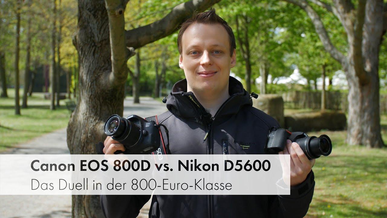 Canon Eos 800d Vs Nikon D5600 Pagebdcom