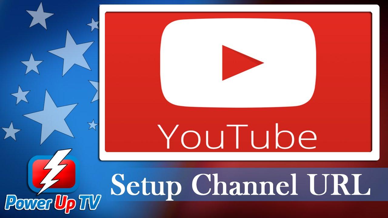 how to change youtube chanel url