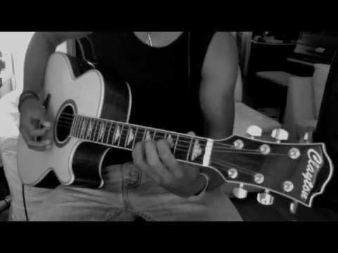 Silverstein - The End (feat. Lights) cover guitar