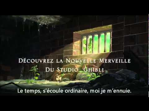 Arrietty's song(french lyric)
