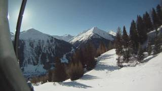 Go Pro Skiing in St. Anton am Arlberg