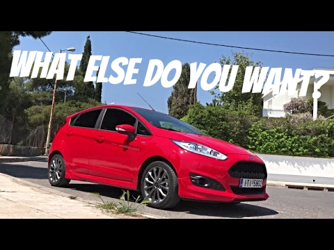 Ford Fiesta 10 Ecoboost 125ps St Line Hotsupermini Youtube