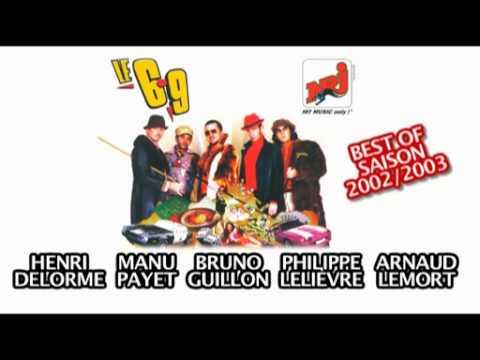 LE 6/9 sur NRJ - Best of 2002-2003 Partie 1/8