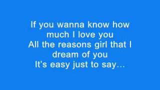 Natural - Let me count the ways (lyrics)