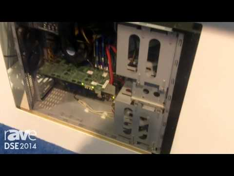 DSE 2014: Matrox Demos the Mura Video Wall Capture and Display Cards