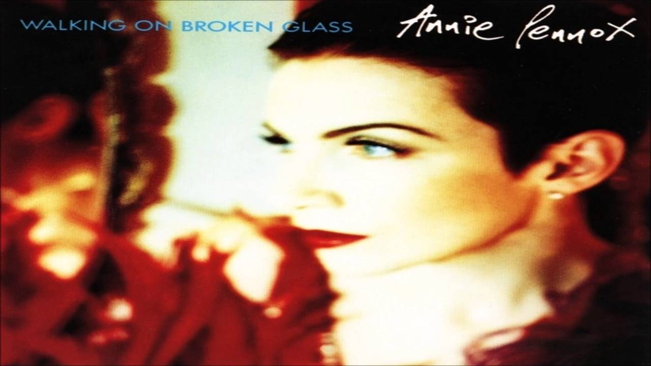 Annie lennox walking on broken glass youtube - Annie lennox diva album cover ...