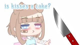 Now I know what's real or cake meme//original idea?// gacha club// shiz pozt