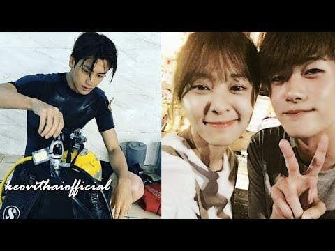 Park Hyung Sik # Park Bo YoungvVacationin Bali With Cast strongwoman do  boong soon