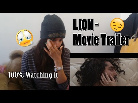 Thumbnail: Lion Official Trailer 1 (2016) - Dev Patel Movie _ REACTION