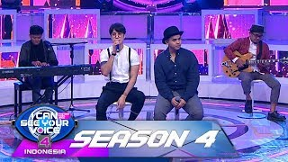 MERASUK KE DALAM JIWA! Yovie & Nuno [DEMI HATI] - I Can See Your Voice Indonesia (19/4)