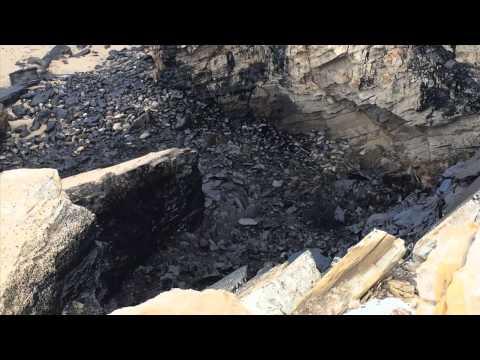 Refugio Oil Spill: Day 3