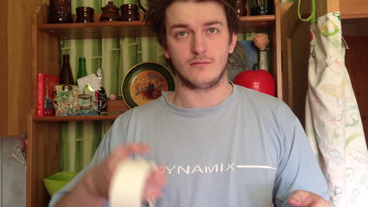 Двусторонняя лента для зеркал tesa 55761 - YouTube