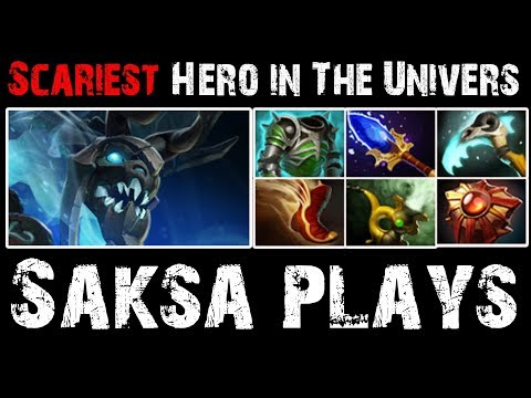 Saksa [Visage] The Most Scariest Hero in The Univers | Dota 2 Highlight