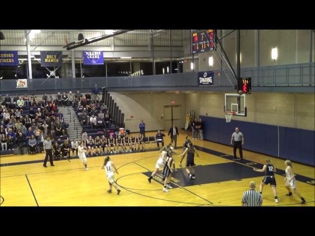 Game Highlights Girls' Varsity: Lake George vs Hoosic Valley