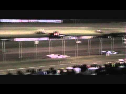ASCS Warrior Sprints A & B Mods U S 36 Raceway 9 14 13 Video