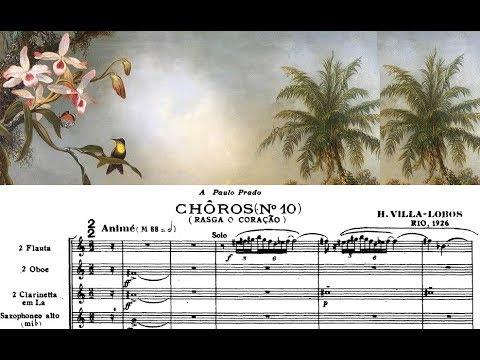 Heitor Villa-Lobos - Chôros No. 10 (1926) Mp3