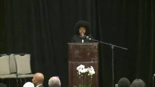The Honorable Minister Louis Farrakhan The 14th Annual Afrikan Black Coalition Conference