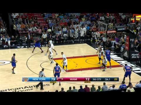 New York Knicks at Miami Heat - December 6, 2016