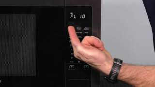 Microwave Power Setting Explained