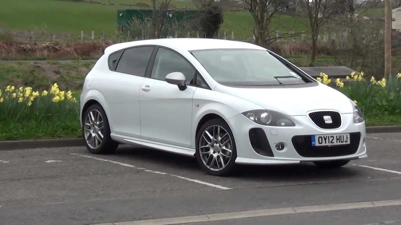 seat leon fr supercopa test drive diaries week 6 tommy sweenie youtube. Black Bedroom Furniture Sets. Home Design Ideas
