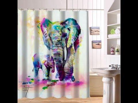 Best Five Shower Curtains 2019