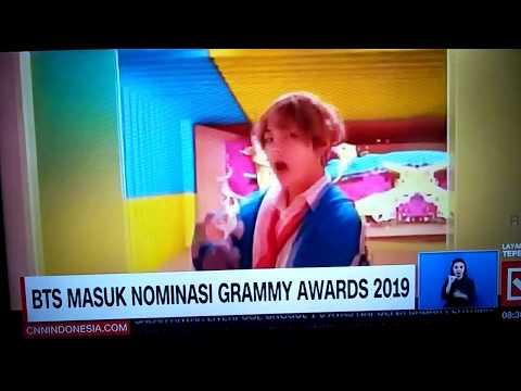 BTS MASUK NOMINASI GRAMMY AWARDS 2019 Mp3