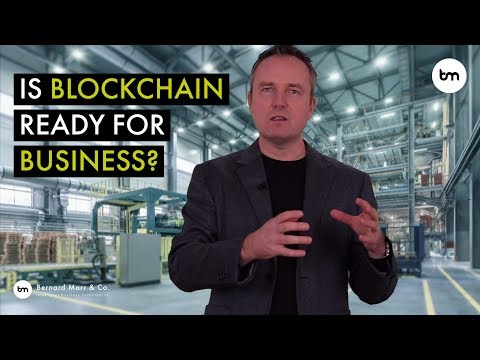 Blockchain In Business – Is It Ready? What Are The Downsides?