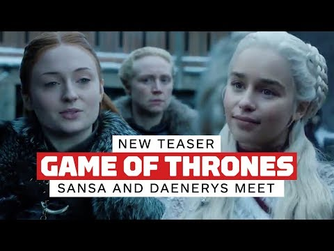 Game of Thrones Teaser: What Sansa and Daenerys' First Meeting Means