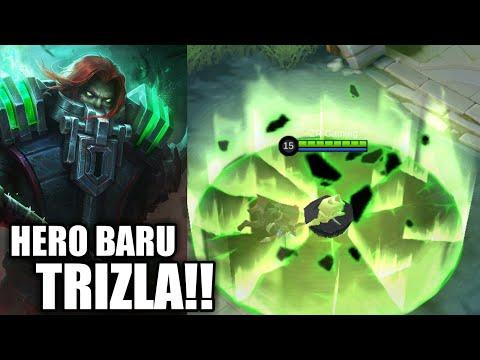 HERO BARU TRIZLA EXECUTOR MOBILE LEGENDS BANG BANG thumbnail