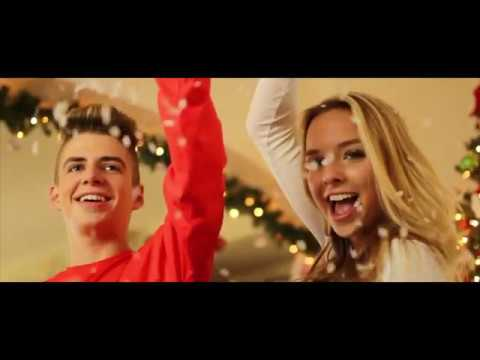Justin Bieber - Mistletoe (Zach Clayton Official Music Video Cover) Feat. Kylee Renee