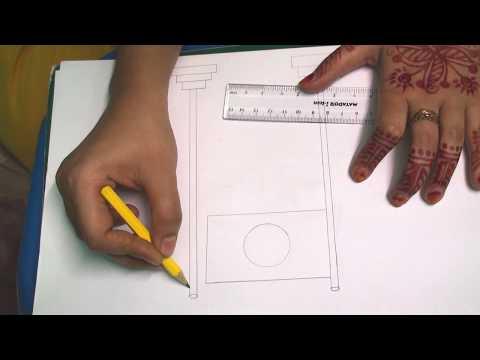How to draw national flag of Bangladesh (2-Tips) 🙂🙂🙂